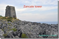 Zancale tower