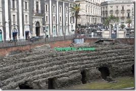 Anfiteatro romano trovato nel sottosuolo