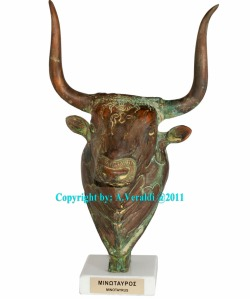 Copper Minotaur