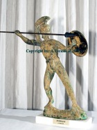 Copper warrior