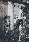 Ragazzi a Pompei