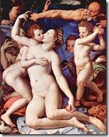 Trionfo di Venere, Bronzino