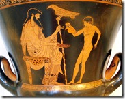 Ganimede e Zeus
