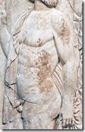 rilievo greco, V sec. a. C.