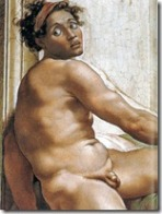 Gli ignudi, Michelangelo