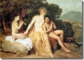 Apollo, Giacinto e Ciparisso