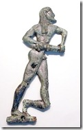 Lakonia (Sparta). Bronze, 550-525 BC. Getty Villa, Museum.