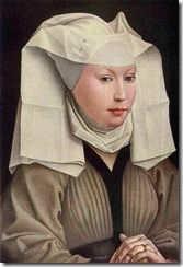 Painting of Rogier van der Weyden
