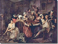 William Hogarth, painting