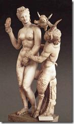 Aphrodite Pan and Eros