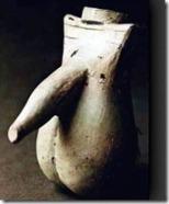 Clay penis