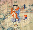 homosexuality depicted in ancient chinese art