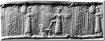 INANNA, THE HOLY PROSTITUTE OF BABYLON