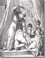 Punishment of the Sinner, Charles Monnet.