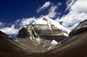 la piramide del Kailash