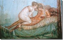 Pompei lupanare