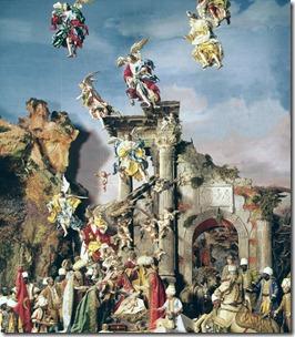 presepio del Cuciniello del 1879,Museo San Martino,Napoli