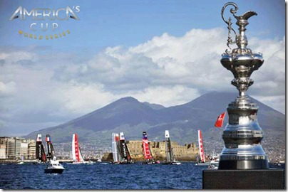 America's Cup in Naples